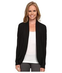 Enlightening Wrap Lucy Black Women's Long Sleeve Pullover