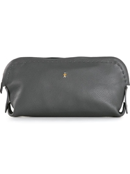 Henry Beguelin Small Clutch Bag Black