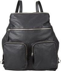 Marni Multi Pocket Backpack Black