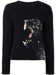 Marcelo Burlon County Of Milan 'Luz' Sweatshirt Black