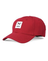 Iriedaily Burgundy Daily Flag Flex Cap