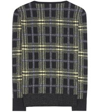 Tomas Maier Wool And Cashmere Sweater Black