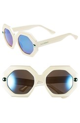 Women's Isaac Mizrahi New York 49Mm Sunglasses