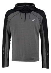 Asics Hoodie Performance Black Heather