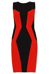 Jason Wu Panelled Fitted Sheath Dress