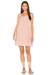 Motel Linikai Dress Blush