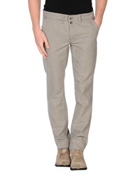 Pure Casual Pants Light Grey