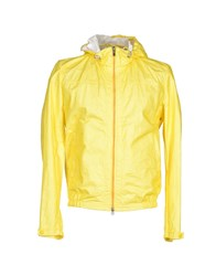 Add Coats And Jackets Jackets Men Yellow