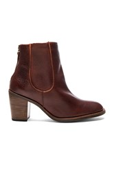 Matisse Mack Booties Burgundy