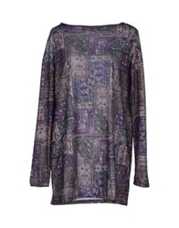 Antik Batik Long Sleeve T Shirts Dark Green