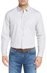 Tommy Bahama Men's Big And Tall 'Paradise Island Check' Pima Cotton Sport Shirt