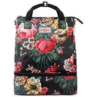 Cath Kidston Double Decker Backpack Black