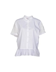 Imperial Star Imperial Shirts White