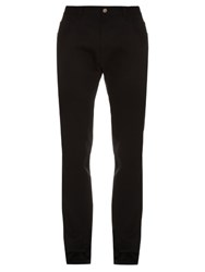Raf Simons Tapered Leg Jeans Black