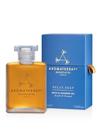 Aromatherapy Associates Relax Deep Bath And Shower Oil No Color