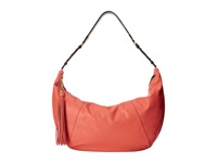 Rafe New York Sophie Cresent Sling Coral Bay Handbags Tan