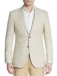 English Laundry Regular Fit Silk Sportcoat