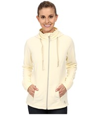 Mountain Hardwear Microchill Full Zip Hoodie Snow Women's Sweatshirt Neutral