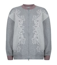 Adidas By Stella Mccartney Yoga Zip Up Sweater Female