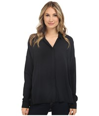 Bench Waft Shirt Jet Black Women's Blouse