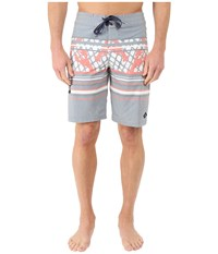 Sperry Surf The Net Boardshorts Gunmetal Men's Swimwear Gray