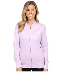Puma Baseball Jacket Orchid Bloom Women's Coat Pink