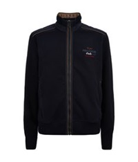 Paul And Shark Kipawa Zip Fleece Sweater Navy