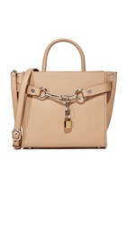 Alexander Wang Attica Chain Satchel Light Nude