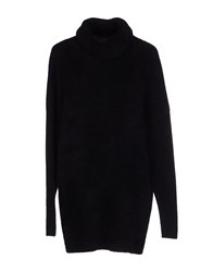 Selected Femme Turtlenecks Black