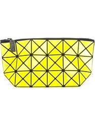 Bao Bao Issey Miyake 'Lucent 1' Pouch Yellow And Orange