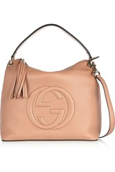 Gucci Soho Hobo Large Textured Leather Shoulder Bag