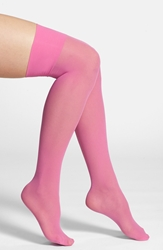 Dkny Over The Knee Socks Post It Pink