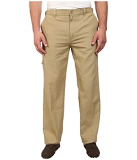 Dockers Big Tall Comfort Cargo Pants Desert Sand Men's Casual Pants Beige