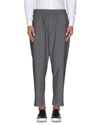 Minimal Trousers Casual Trousers Men Lead