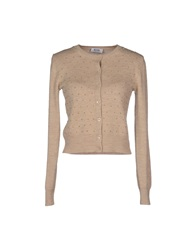Moschino Cheap And Chic Moschino Cheapandchic Cardigans Sand