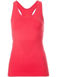 Lucas Hugh Technical Tank Top Red