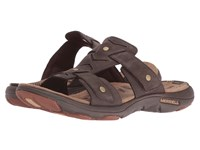 Merrell Adhera Slide Ii Brown Women's Sandals