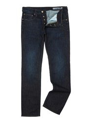 Duck And Cover Men's Tinnu Jeans Blue