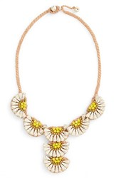 Women's Panacea Howlite Crystal Rope Necklace