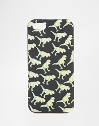 Asos Asos Dinosaur Jelly Iphone 5 Case At Asos