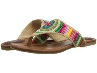 The Sak Shana Beach Stripe Women's Sandals Multi