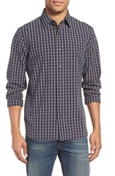Jack Spade Men's 'Grant' Trim Fit Check Sport Shirt