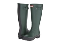 Hunter Original Two Tone Tall Forest Green Men's Rain Boots