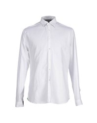 Macchia J Shirts Shirts Men White