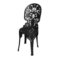 Seletti Industry Garden Chair Black