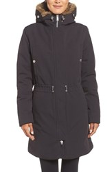 Helly Hansen Women's 'Luna' Waterproof Faux Fur Hood Parka