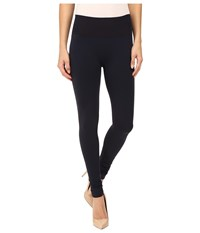 Wolford Perfect Fit Leggings Midnight Women's Workout Navy