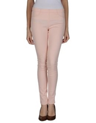 Only Casual Pants Light Pink