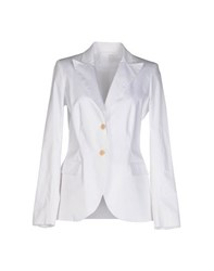 Massimo Rebecchi Suits And Jackets Blazers Women White