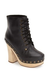 Jeffrey Campbell 'Loki' Studded Platform Boot Women Black